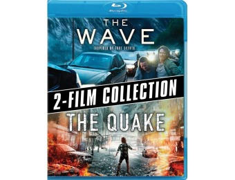 68% off The Quake/The Wave (Blu-ray)