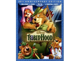 78% off Robin Hood [40th Anniversary Edition] (Blu-ray)