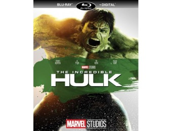 60% off The Incredible Hulk (Blu-ray)