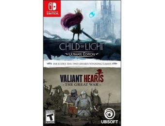 $20 off Child of Light Ultimate Edition + Valiant Hearts: The Great War