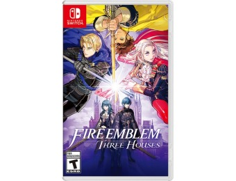 $15 off Fire Emblem: Three Houses - Nintendo Switch