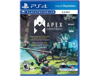 73% off Apex Construct - PlayStation 4