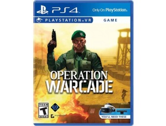 73% off Operation Warcade - PlayStation 4