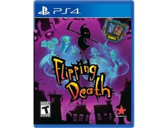 73% off Flipping Death - PlayStation 4