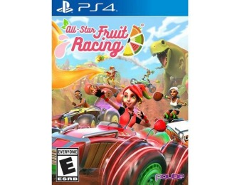 88% off All-Star Fruit Racing - PlayStation 4