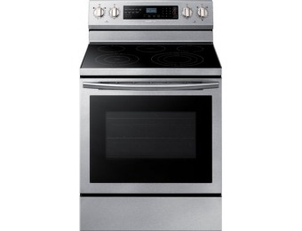 $220 off Samsung Freestanding Electric Convection Range