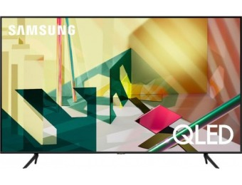 "$200 off Samsung 65"" QLED Q70 Series Smart 4K UHD TV"