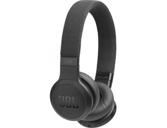 $50 off JBL LIVE 400BT Wireless On-Ear Headphones