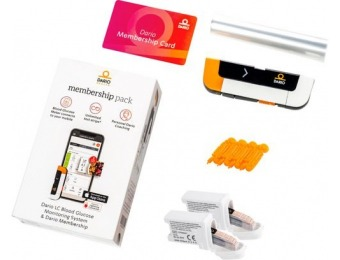 35% off Dario Blood Glucose Monitoring System for iPhone