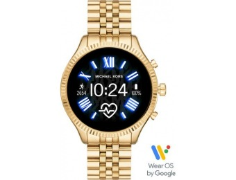 $151 off Michael Kors Gen 5 Lexington Smartwatch