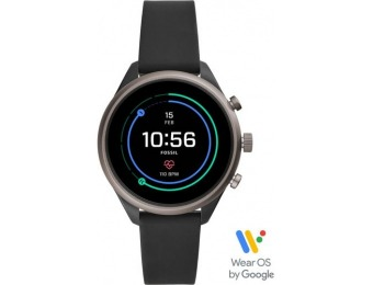 $176 off Fossil Sport Smartwatch 41mm Aluminum