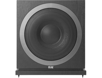 "$203 off ELAC 3000 Series 10"" 200W Powered Subwoofer"
