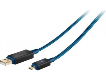 50% off Insignia 9' Micro-USB-to-USB Type A Cable