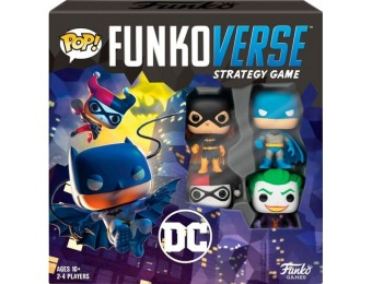 45% off Funko POP! Funkoverse DC 100 Strategy Game