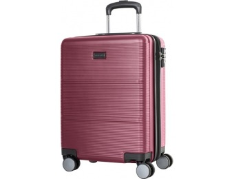 "$80 off Bugatti Brussels 21"" Expandable Spinner Suitcase"