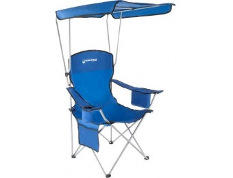 46% off Wakeman Camp Chair with Canopy
