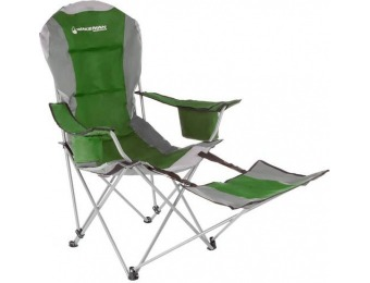 50% off Wakeman Camp Chair with Footrest