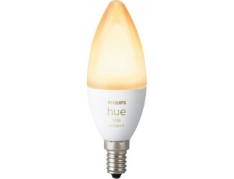 20% off Philips Hue White Ambiance B39