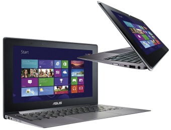 "$625 off Asus Taichi 21-DH71 11.6"" Convertible Touch Ultrabook"