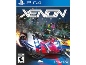 58% off Xenon Racer - PlayStation 4