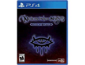 $28 off Neverwinter Nights Enhanced Edition - PlayStation 4