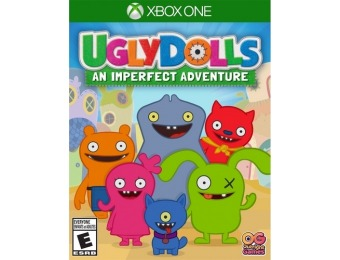 70% off UglyDolls: An Imperfect Adventure - Xbox One