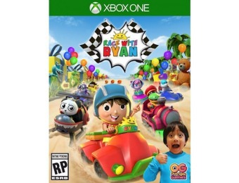 58% off Race with Ryan - Xbox One