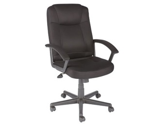 $50 off OfficeMax Fausto II Mesh Executive Chair