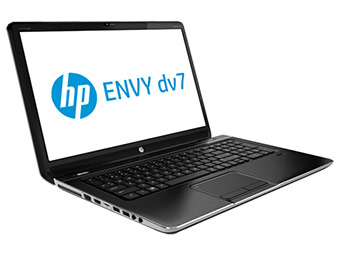 $200 off customized HP Envy 7t Quad laptops w/ code NB5431