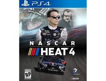 56% off NASCAR Heat 4 - PlayStation 4