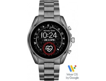 $171 off Michael Kors Gen 5 Bradshaw Smartwatch 44mm