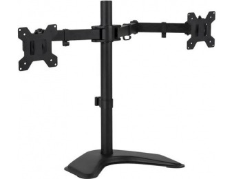 $15 off Mount-It! Dual Monitor Desk Stand