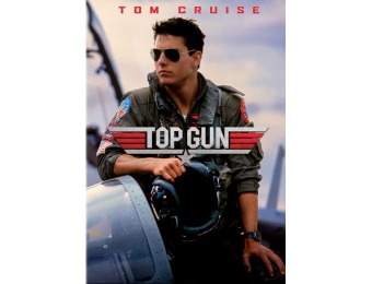 50% off Top Gun (DVD)