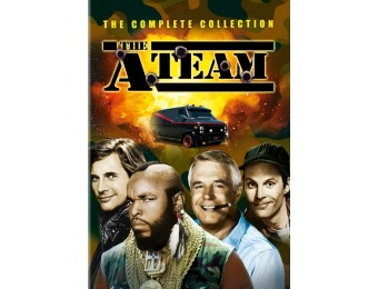 $20 off The A-Team: The Complete Collection (DVD)