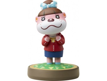 $6 off Nintendo amiibo Figure (Animal Crossing Series Lottie)