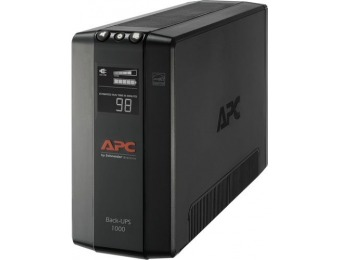 $15 off APC Back-UPS Pro 1000VA Battery Back-Up System