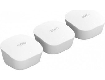 $80 off eero AC Dual-Band Mesh Wi-Fi System (3-Pack)