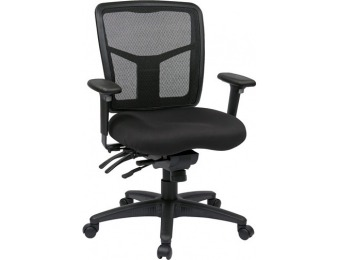 $263 off Office Star Products ProGrid Manager's Chair