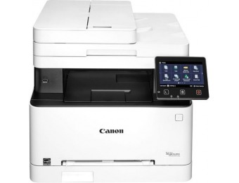 $50 off Canon Wireless Color All-In-One Laser Printer, Refurb