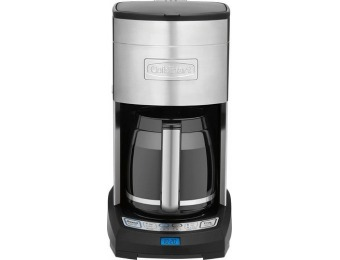 $89 off Cuisinart 12-Cup Coffee Maker with Water Filtration