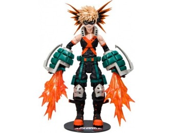 40% off My Hero Academia: Katsuki Bakugo Action Figure