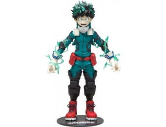 40% off My Hero Academia: Izuku Midoriya Action Figure