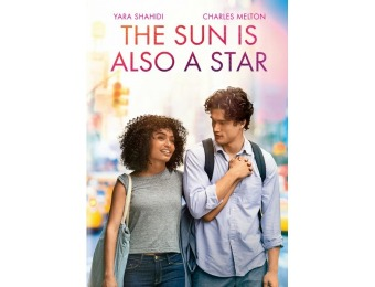75% off The Sun Is Also a Star (DVD)