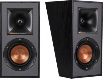 "$230 off Klipsch Reference 4"" 100W Height Channel Speakers (Pair)"