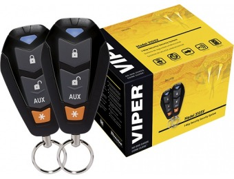 $80 off Viper Auto Security System with Keyless Entry