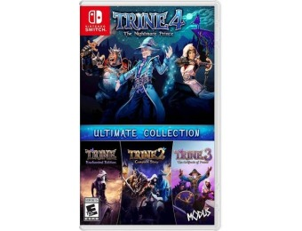 56% off Trine: Ultimate Collection - Nintendo Switch