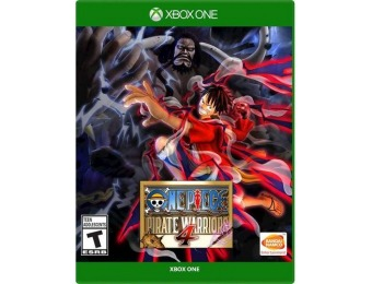 $30 off One Piece: Pirate Warriors 4 - Xbox One
