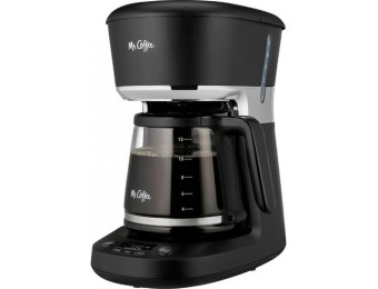 $35 off Mr. Coffee 12-Cup Programmable Coffee Maker