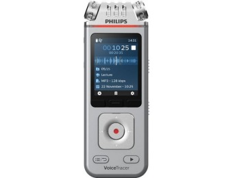 $32 off Philips VoiceTracer Audio Recorder