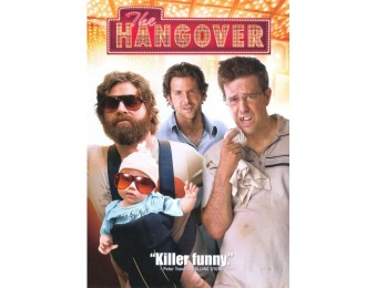 50% off The Hangover (DVD)